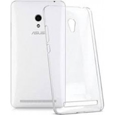 (Silicone back cover case for Asus Zenfone 6 (Transparent