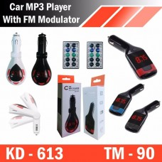 car mp3 player kd-613