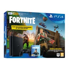 PS4 500G.B WITH FORTNIT
