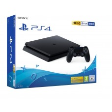 PS4 500G.B WITH pes18 + controller