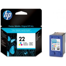 HP INK 22 COLOR