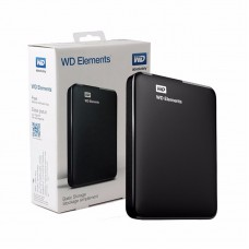 External hard Western digital 1T