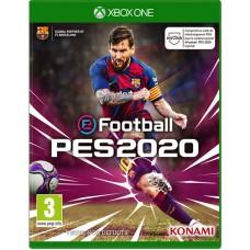 XBOX ONE PES 2020