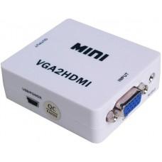 تحويلة VGA الى  HDMI
