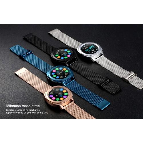 Microwear l2 steel Smart Watch