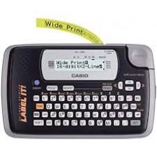 casio label printer kl-120W