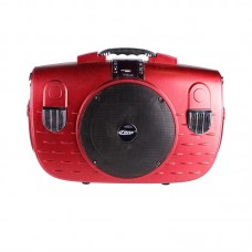 Crony cube speaker F33S ,RED