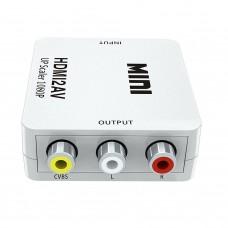 تحويلة HDMI الى  AV