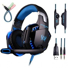 headphone gaming gts-833