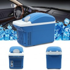 8L Portable Mini Warming and Cooling Vehicle Refrigerator