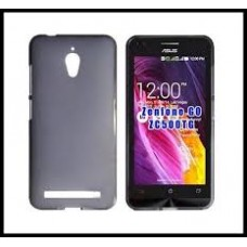 """Silicone back cover case for Asus Zenfone go ZC500TG 5"