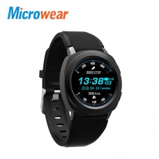 Microwear L2 RUBBER  Smart Watch