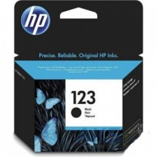 HP INK 123 BLACK
