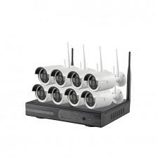 HD Camera Kit 8CH Wifi