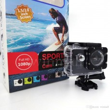 Waterproof Sports Action Camera 1080