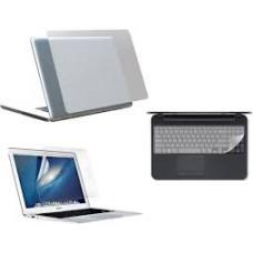 laptop skin back 4 in 1