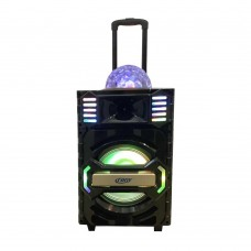 CRONY CN-108DK willico new amplifier speaker with color light