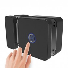 Xiaomi Sherlock Smart Lock Glass Door Lock Office Keyless Fingerprint