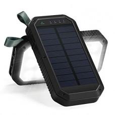 """Eshine ES981 Solar Power Mobile Power Bank (3.7V """"8000mAh"""")"""