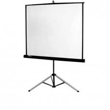 72 projector screen with stand