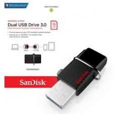 Sandisk OTG Flash Memory 16GB