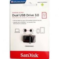 Sandisk OTG Memory Flash 32 GB