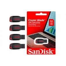Sandisk Flash Memory 32GB