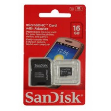Sandisk Memory Card16GB